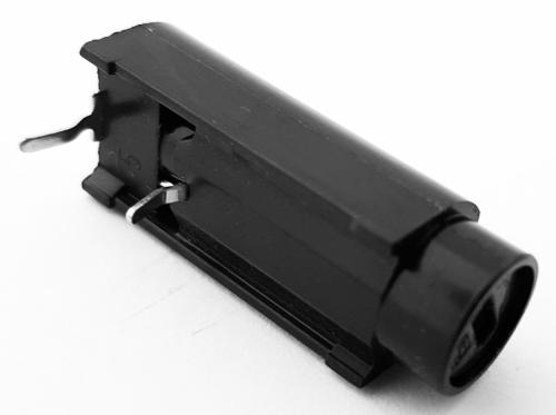 0031.3558 10A 250VAC Fuse Holder Slotted Knob Schurter
