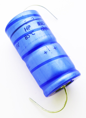 68uF 385V Axial Electrolytic Capacitor BC Components® 2222-043-18689