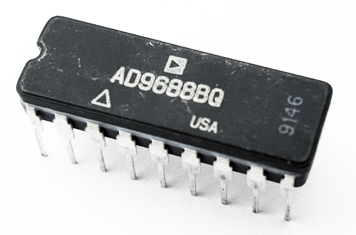 AD9688BQ High speed 4-Bit Analog Digital Converter IC Analog Devices