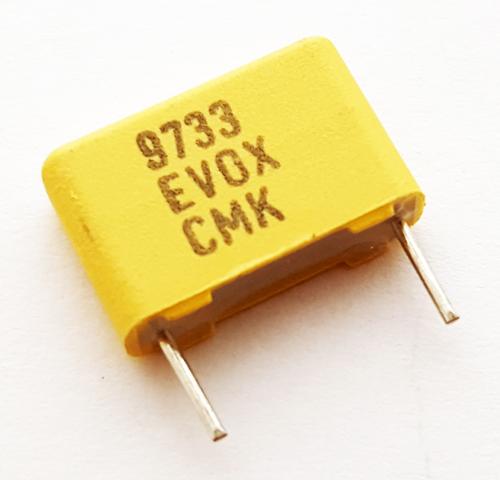 .022uF 400V Polycarbonate Box Capacitor Evox Rifa CMK10223J400L4