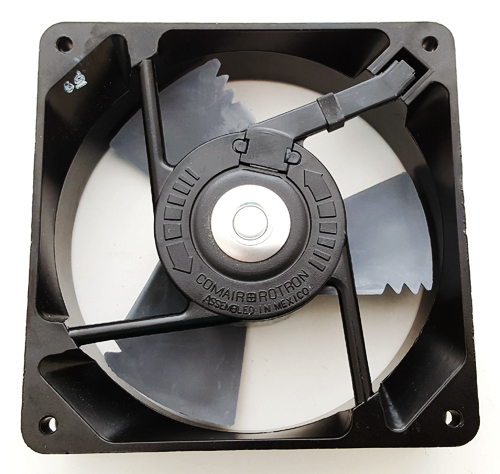 230 VAC .1A 17.0W AC Cooling Fan MUFFIN XL Comair/Rotron 039027 MX3B1-E1