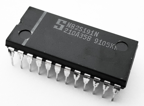 N82S191N TTL Bipolar PROM IC 16K-Bit Signetics