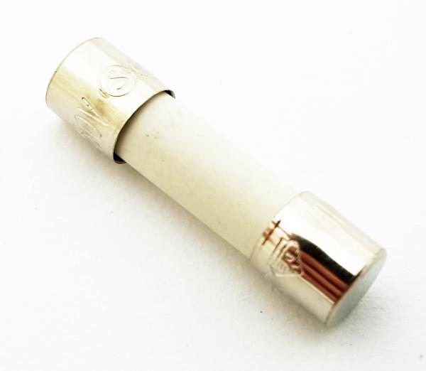 18113150021 3.15A 250VAC 5 x 20 Time Lag Ceramic Fuse Wickmann