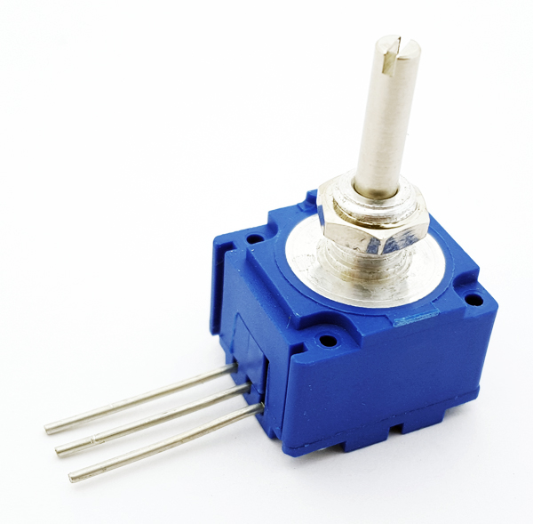 Cool 25K Ohm Linear Single Turn Potentiometer Bourns 91C1A D18 Ea0261 Wiring Cloud Hisonuggs Outletorg