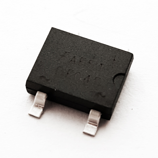 1.5A 400V SMT Bridge Rectifier DF04S Fairchild