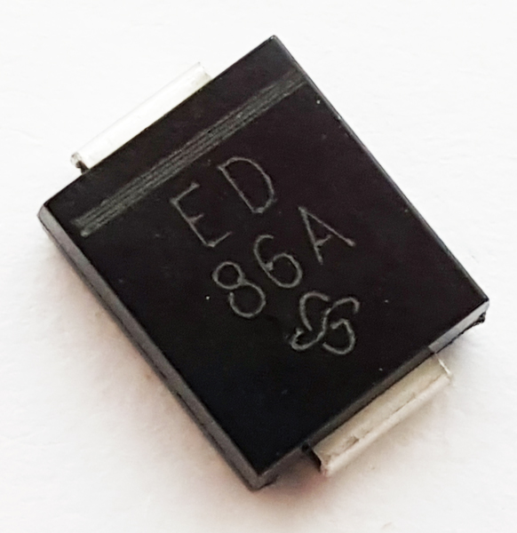 3A 200V SMT Ultrafast Recovery Rectifier Diode ES3D Vishay