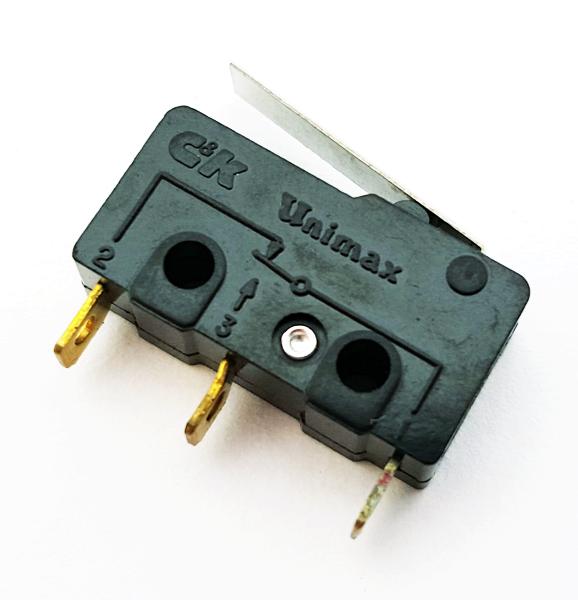 LEC9A2T0SC 3A 250VAC 0.5A 125VAC Micro Lever Switch C & K Components