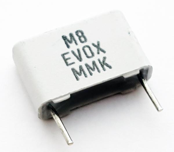 .1uF 100V  Polyester Film Box Capacitor Evox Rifa/Kemet