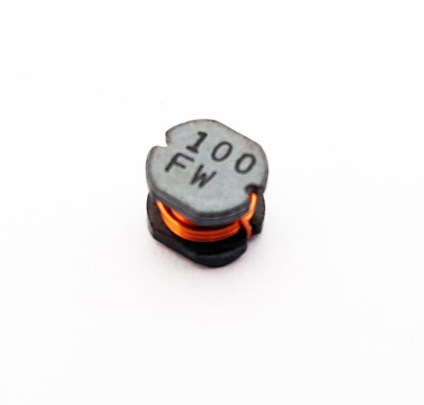 10uH SMT Power Inductor JW Miller PM54-100M