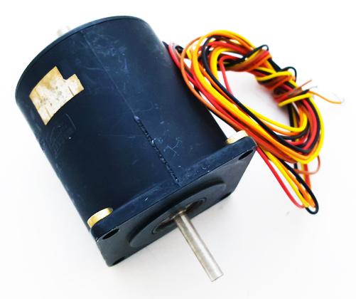Stepper Motor 10V Warner Electric SM-072-0060-RY