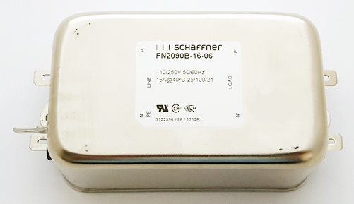 FN2090B-16-06 16A 250VAC EMI Medical Power Line Filter Multi Stage Schaffner