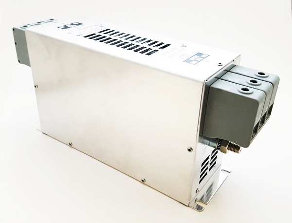 FN3258-130-35 480VAC 130A 75kW 3-Phase Power Line Filter Schaffner