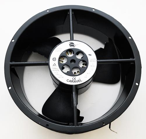 230 VAC .24/.25A Caravel Series Fan Comair Rotron 19020190A CLE3L2
