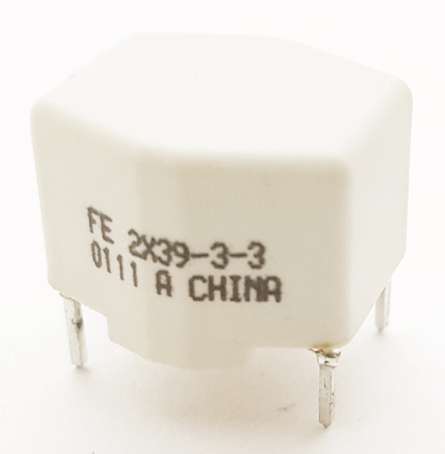39000uH 350mA 2 Line Common Mode Choke Inductor FE2X39-3-3NL Pulse