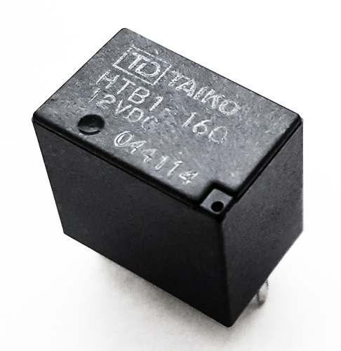 12VDC 160 Ohm Automotive Relay Taiko HTB1-160-12VDC