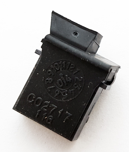 Piezo Buzzer 2.5kHz 3.6V 98dB  MDC-03ACS