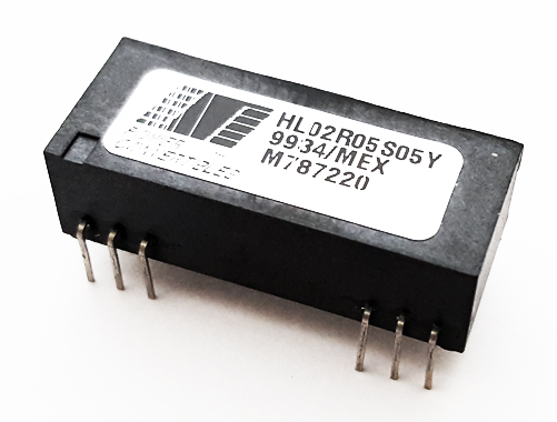 HL02R05S05Y 2W DC-DC Converter IC Power Convertibles