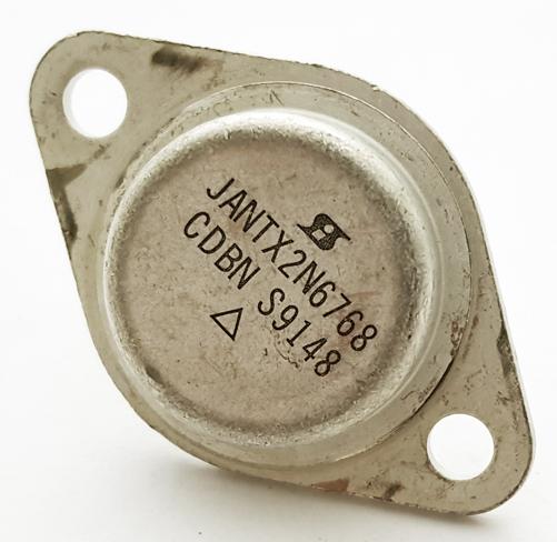 2N6768 JANTX2N6768CDBN MosFET Transistor Military Siliconix