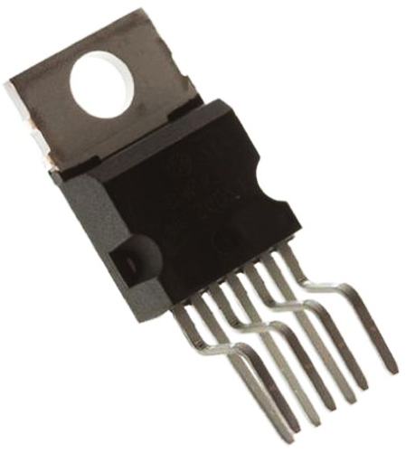 L4960 2.5A Switching Voltage Regulator STMicroelectronics