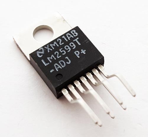 LM2599T-ADJ 3A Step-Down Voltage Regulator