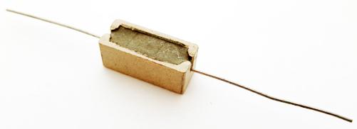 5W 0.5 ohm 1% Sandblock Wirewound Resistor LPW-5