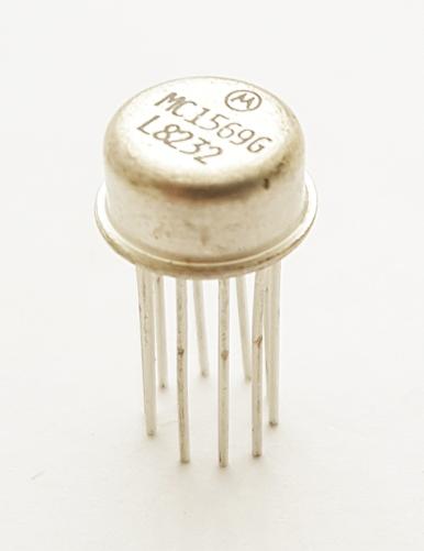 MC1569G 40V Positive Voltage Regulator Motorola