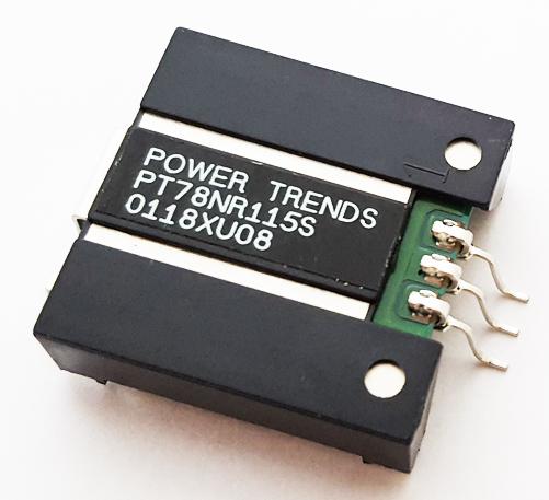 PT78NR115S SMT DC-DC Converter ISR Power Trends
