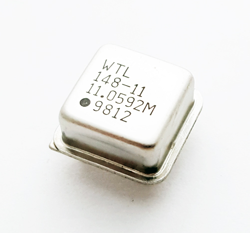 11.0592 MHz Crystal Can Oscillator World Technologies 148-11