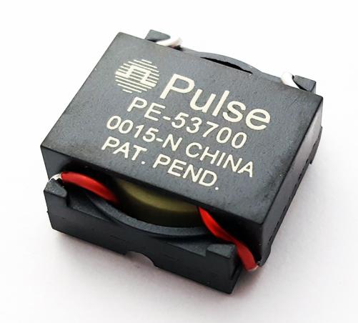 5.2uH SMT SLIC Toroid Coil Inductor Pulse PE-53700