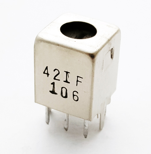 42IF106 680uH IF Audio Transformer Tuning Inductor Xicon