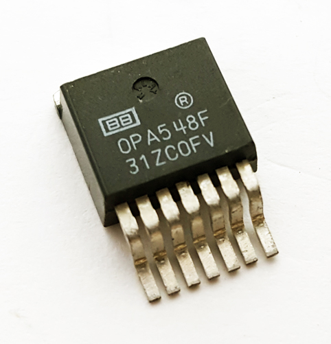 OPA548F SMT High Voltage High Current Power Op Amp IC Burr Brown TI