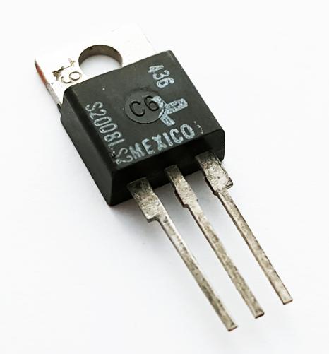S2008LS2 8A 200V Sensitive Gate SCRs Thyristors Teccor