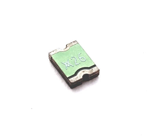 2.6A 6V SMT PolySwitch Fuse Tyco/Raychem MINISMDC260-2