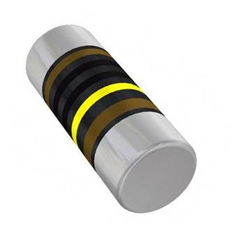 0.4W 10K Ohm 1% SMT Thin Film MELF Resistor BC Components MMA0204C1002FB300