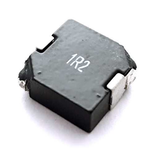 1.2uH SMT Shielded Power Inductor Bourns SRP1250-1R2M