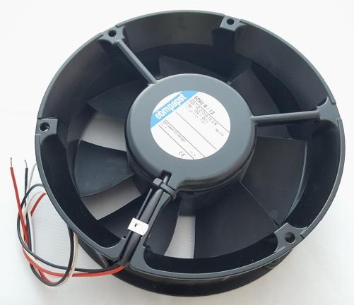 60V 270mA 16.2W DC Fan 2 Wire EBM-Papst 6260N/12N