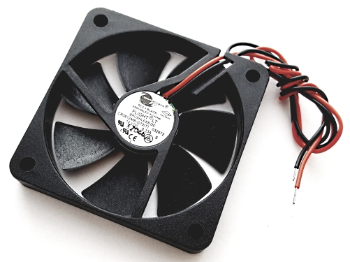 12V 0.13A Brushless DC Fan Comair Rotron CR0612MB-G70 032672