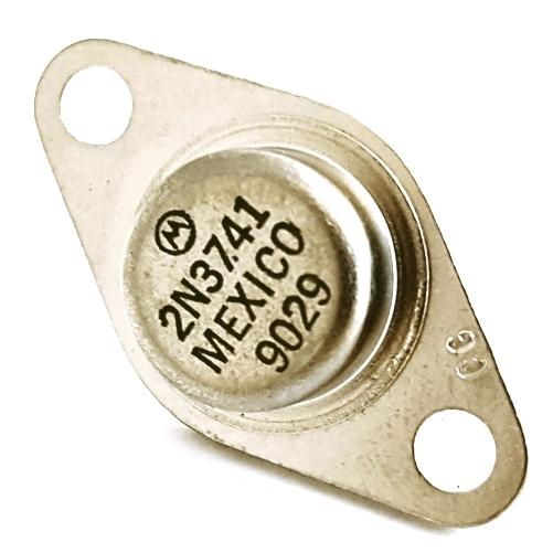 2N3741 60V 10A Bipolar PNP Transistor Motorola