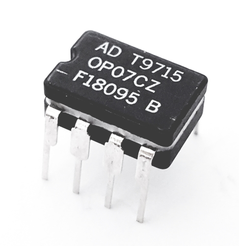 OP07CZ Op Amp IC Ultralow Offset Voltage Analog Devices