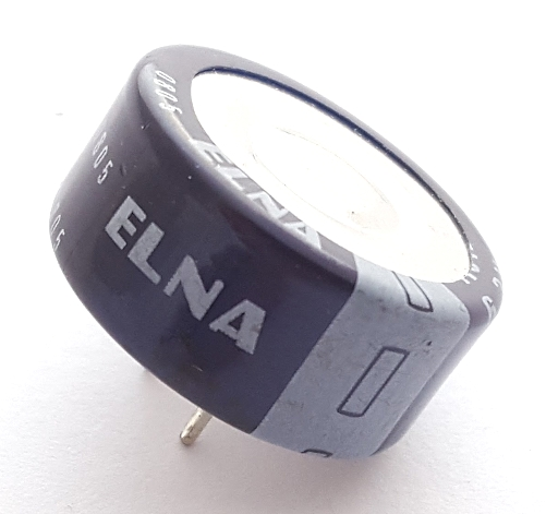 1 0F 6 3V Electrolytic Double Layer Capacitor ELNA DK-6R3D105T
