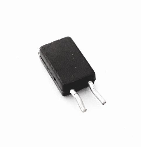 1/2W 0.3 Ohm Radial Moulded Metal Glaze Resistor Vitrohm RGU02B0R3