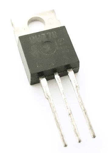 BUZ78 1.5A 800V N-Channel MosFET Transistor Siemens