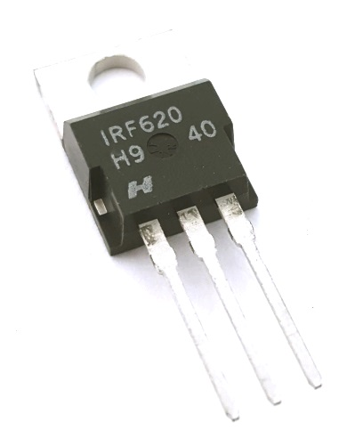 IRF620 5A 200V N-Channel Power MosFET Transistor Harris