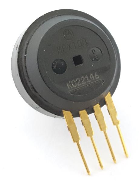 MPX10D 10kPa Uncompensated Silicon Pressure Sensor Motorola