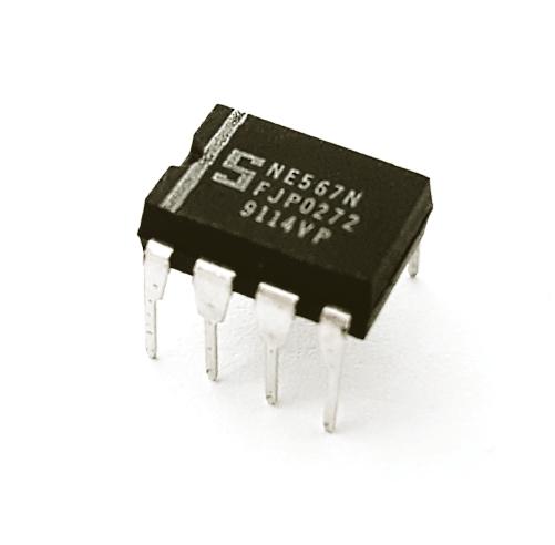 NE567N 567 Tone Decoder Phase Locked Loop IC