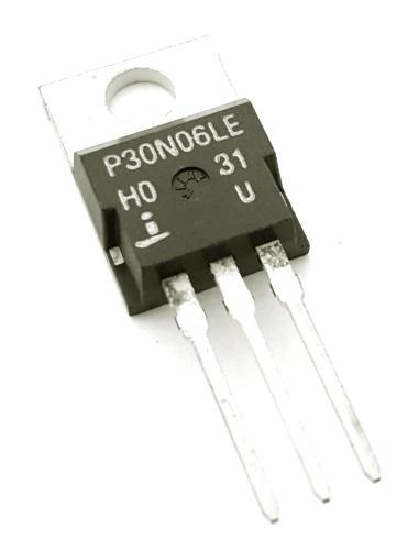 RFP30N06LE 30A 60V N-Channel Logic Level Transistor Intersil