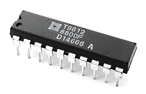 DAC8800FP 8 Bit Digital to Analog Converter DAC CMOS IC Analog Devices
