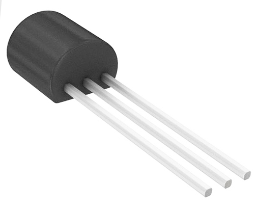 2N3904 0.2A 40V NPN Small Signal Bipolar Transistor TCI Inc.