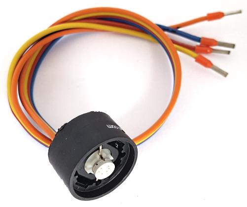 Switching Element Multi LED Yellow 24V 20mA EAO 84-8512.4640
