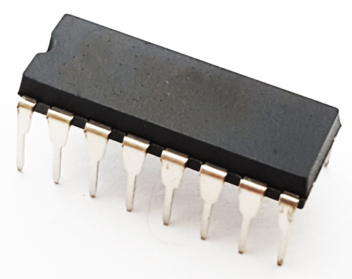 CD4017BE Decade Counter CMOS Logic IC Texas Instruments®